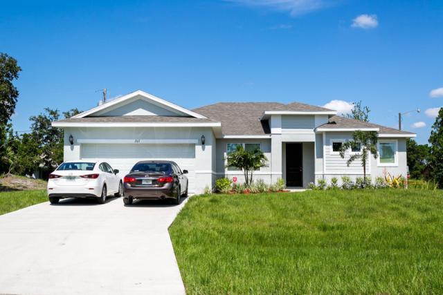 512 SW Tarra Avenue, Port Saint Lucie, FL 34953 (#RX-10472638) :: Ryan Jennings Group