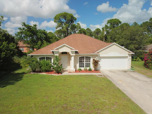 1509 SW Kamchatka Avenue, Port Saint Lucie, FL 34953 (#RX-10472729) :: The Reynolds Team/Treasure Coast Sotheby's International Realty