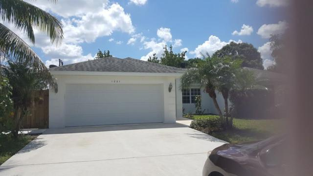 1061 NW Bayshore Boulevard, Port Saint Lucie, FL 34983 (#RX-10472992) :: The Reynolds Team/Treasure Coast Sotheby's International Realty