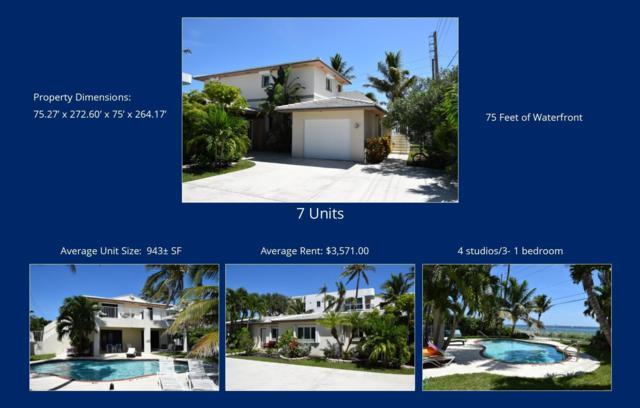 150 Inlet Way #1, Palm Beach Shores, FL 33404 (#RX-10473107) :: The Reynolds Team/Treasure Coast Sotheby's International Realty