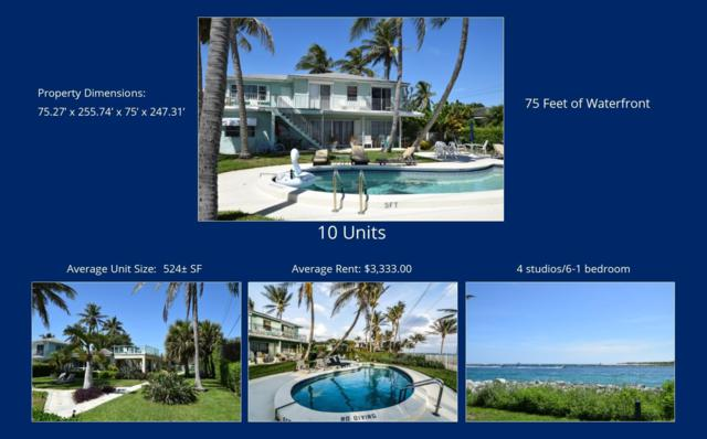 206 Inlet Way #1, Palm Beach Shores, FL 33404 (#RX-10473118) :: The Reynolds Team/Treasure Coast Sotheby's International Realty