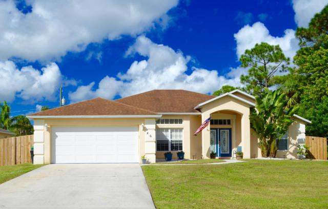 461 NW Riverside Drive, Port Saint Lucie, FL 34983 (#RX-10473150) :: The Reynolds Team/Treasure Coast Sotheby's International Realty