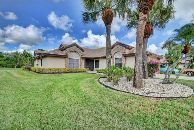 7411 Le Chalet Boulevard, Boynton Beach, FL 33472 (#RX-10473293) :: The Reynolds Team/Treasure Coast Sotheby's International Realty