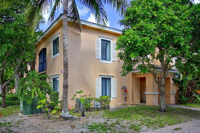 2807 Veronia Drive #108, Palm Beach Gardens, FL 33410 (#RX-10473469) :: Ryan Jennings Group