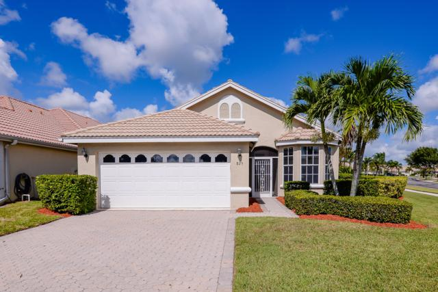 825 SW Lake Charles Circle, Port Saint Lucie, FL 34986 (#RX-10474169) :: The Reynolds Team/Treasure Coast Sotheby's International Realty