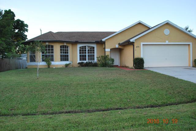 275 SW Christmas Terrace, Port Saint Lucie, FL 34984 (#RX-10474220) :: The Reynolds Team/Treasure Coast Sotheby's International Realty