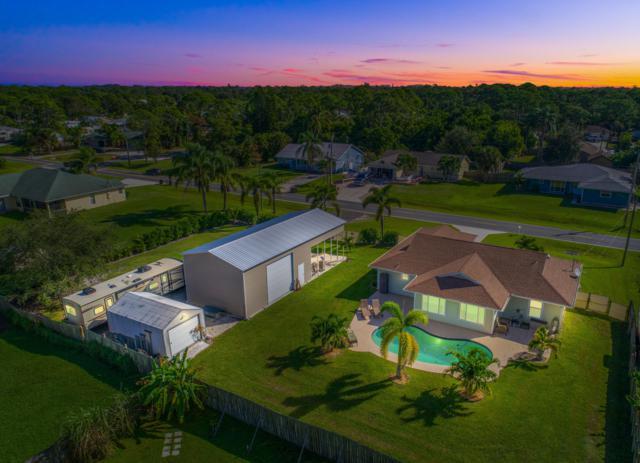5911 Palm Drive, Fort Pierce, FL 34982 (#RX-10474290) :: The Reynolds Team/Treasure Coast Sotheby's International Realty