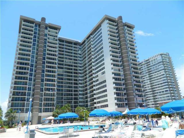 2030 S Ocean Drive #2011, Hallandale Beach, FL 33009 (MLS #RX-10474890) :: Castelli Real Estate Services