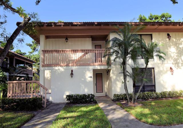 402 Brackenwood Lane S #402, Palm Beach Gardens, FL 33418 (#RX-10474894) :: Ryan Jennings Group