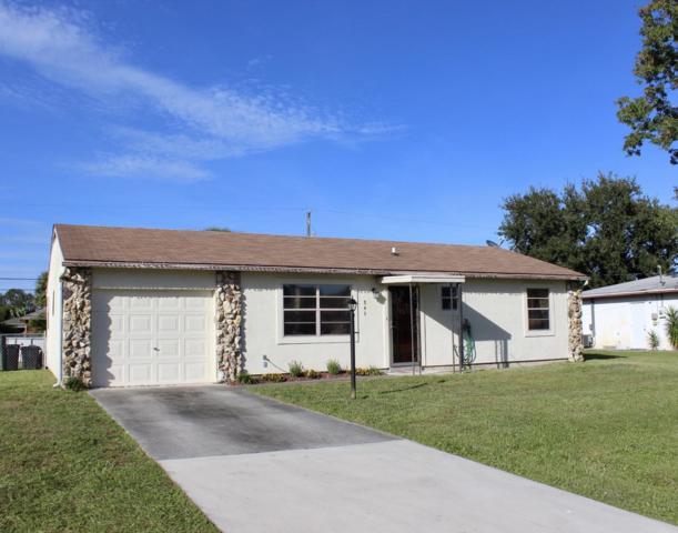 849 SE Celtic Avenue, Port Saint Lucie, FL 34983 (#RX-10475298) :: Ryan Jennings Group