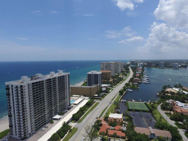 250 S Ocean Boulevard 2C & 2D, Boca Raton, FL 33432 (#RX-10475407) :: Ryan Jennings Group
