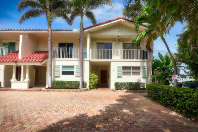 1101 Highland Beach Drive A, Highland Beach, FL 33487 (#RX-10475602) :: The Reynolds Team/Treasure Coast Sotheby's International Realty