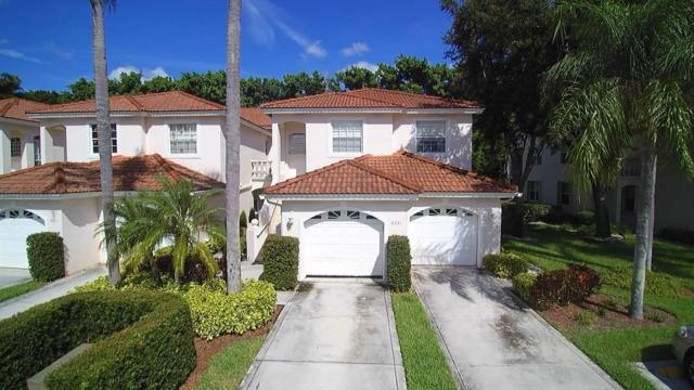 8531 Via Romana 71U, Boca Raton, FL 33496 (MLS #RX-10476101) :: The Paiz Group