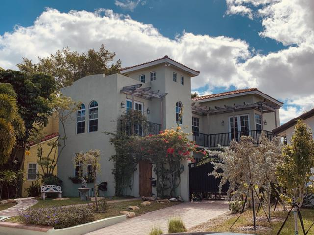 724 Park Place, West Palm Beach, FL 33401 (#RX-10477124) :: The Reynolds Team/Treasure Coast Sotheby's International Realty