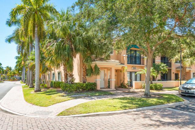 2809 Amalei Drive #105, Palm Beach Gardens, FL 33410 (#RX-10477424) :: Ryan Jennings Group