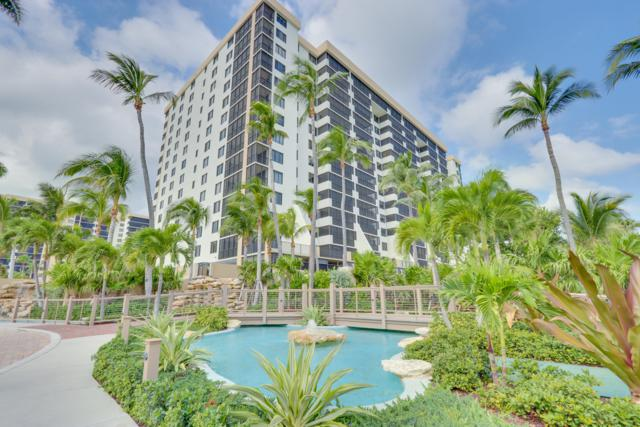 3400 S Ocean Boulevard 10C, Highland Beach, FL 33487 (#RX-10477711) :: Ryan Jennings Group