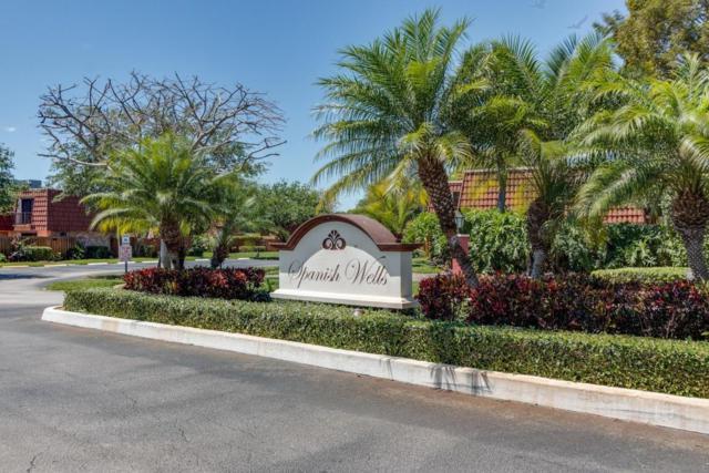 3429 San Bernadino Drive D, Delray Beach, FL 33445 (MLS #RX-10477743) :: EWM Realty International