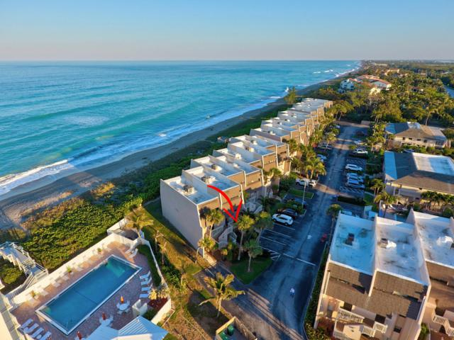 11000 S Ocean Drive 5-J, Jensen Beach, FL 34957 (#RX-10477781) :: The Rizzuto Woodman Team