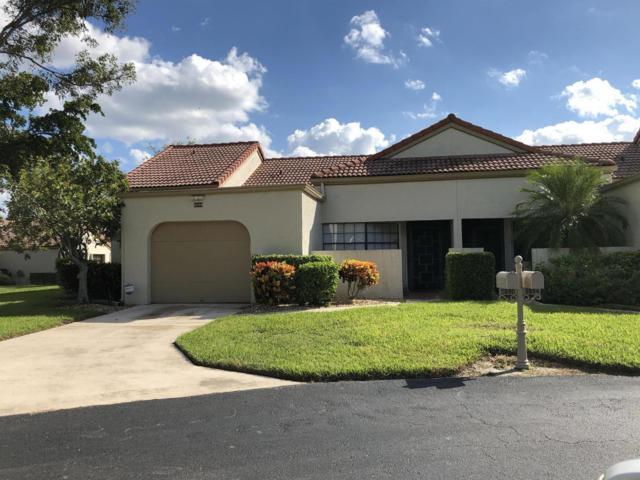 5890 Parkwalk Circle W, Boynton Beach, FL 33472 (MLS #RX-10478029) :: EWM Realty International
