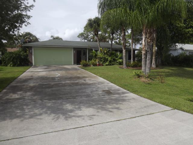 1316 SE Bay Harbor Street, Port Saint Lucie, FL 34983 (#RX-10478313) :: Ryan Jennings Group