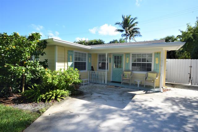 602 Allen Avenue, Delray Beach, FL 33483 (MLS #RX-10479474) :: Berkshire Hathaway HomeServices EWM Realty