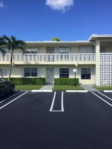 1121 Cactus Terrace #103, Delray Beach, FL 33445 (MLS #RX-10479496) :: Castelli Real Estate Services