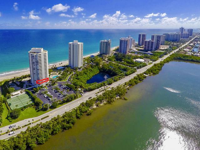 5080 N Ocean Drive 2C, Singer Island, FL 33404 (#RX-10479565) :: Blue to Green Realty