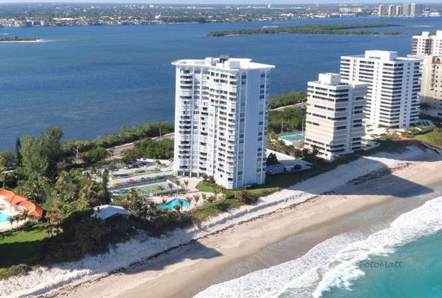 5200 N Ocean Drive #1601, Singer Island, FL 33404 (#RX-10479920) :: Blue to Green Realty