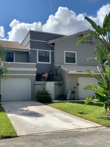 5255 Monterey Circle G, Delray Beach, FL 33484 (MLS #RX-10480396) :: Castelli Real Estate Services