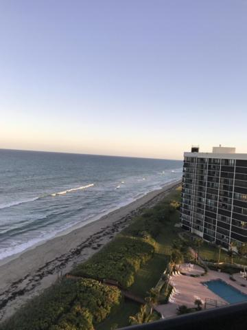 8800 S Ocean Drive #1408, Jensen Beach, FL 34957 (#RX-10480485) :: Atlantic Shores