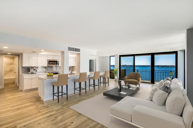 5460 N Ocean Drive 9D, Singer Island, FL 33404 (#RX-10480572) :: Blue to Green Realty