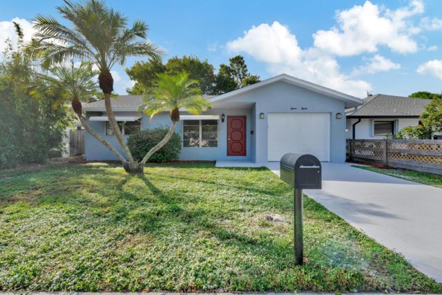 1515 N J Terrace, Lake Worth, FL 33460 (#RX-10480620) :: Blue to Green Realty
