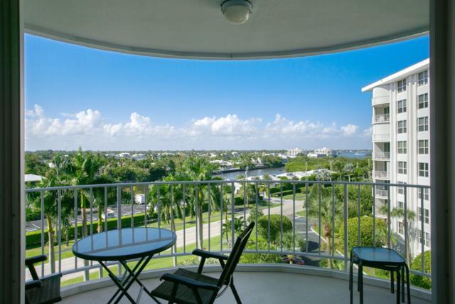 2295 S Ocean Boulevard #611, Palm Beach, FL 33480 (#RX-10480672) :: Blue to Green Realty