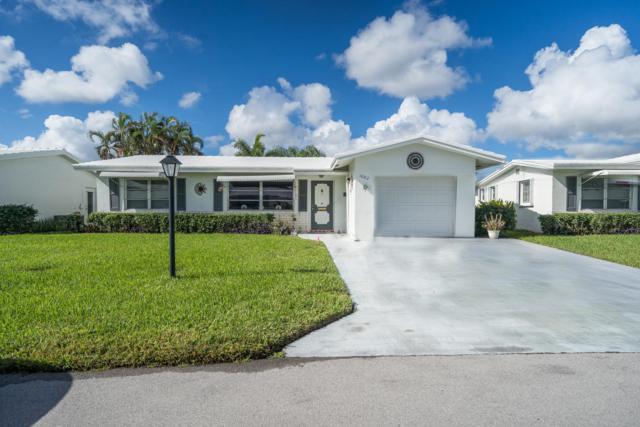 1003 SW 15 Street, Boynton Beach, FL 33426 (#RX-10480790) :: Blue to Green Realty