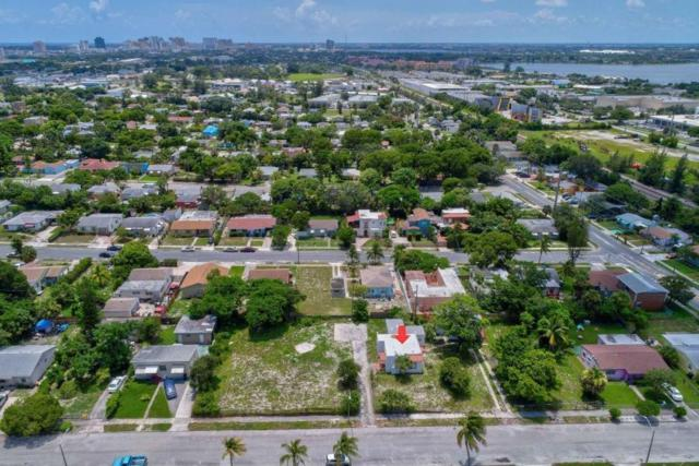938 33rd Street, West Palm Beach, FL 33407 (#RX-10480838) :: Blue to Green Realty