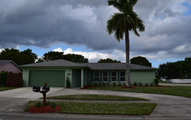 4978 Marbella Road N, West Palm Beach, FL 33417 (#RX-10480851) :: Blue to Green Realty