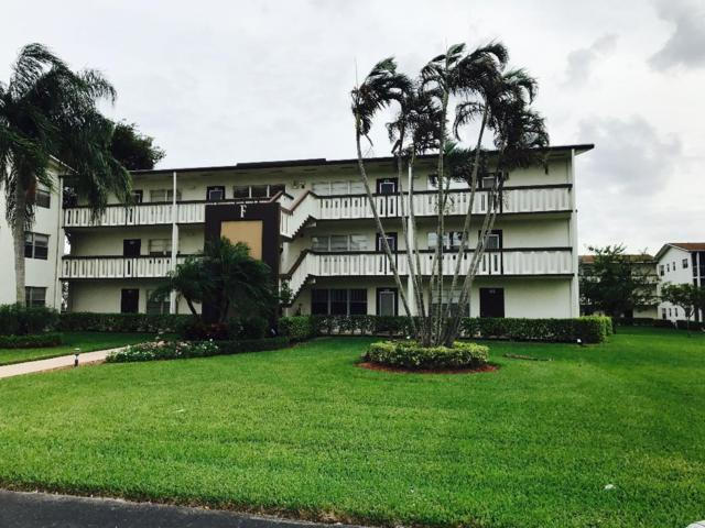 252 Suffolk F, Boca Raton, FL 33434 (#RX-10480909) :: Blue to Green Realty
