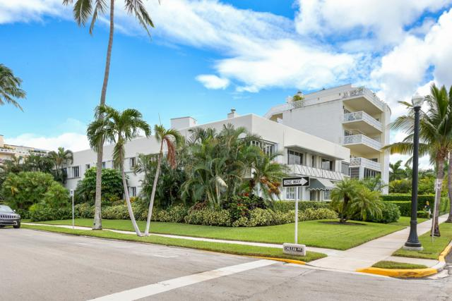381 S Lake Drive #10, Palm Beach, FL 33480 (#RX-10480938) :: Blue to Green Realty