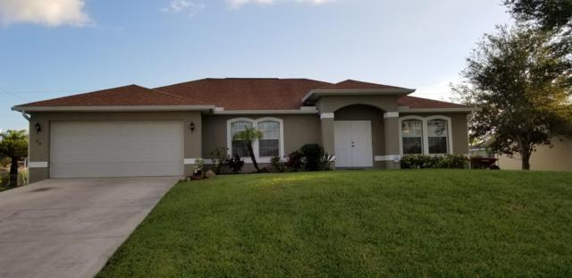 614 SW 22nd Terrace, Cape Coral, FL 33991 (#RX-10480956) :: Blue to Green Realty