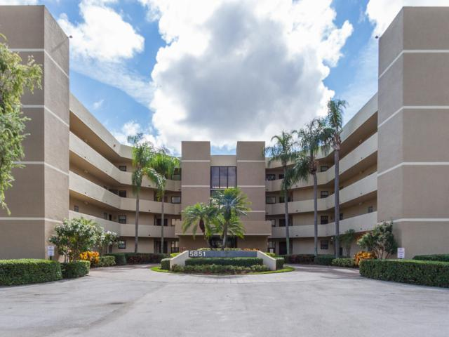 5851 Camino Del Sol #304, Boca Raton, FL 33433 (#RX-10480957) :: Blue to Green Realty