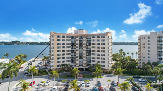2800 N Flagler Drive #614, West Palm Beach, FL 33407 (MLS #RX-10481402) :: Castelli Real Estate Services