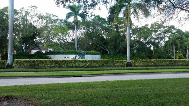 1401 Village Boulevard #1412, West Palm Beach, FL 33409 (#RX-10481486) :: Ryan Jennings Group