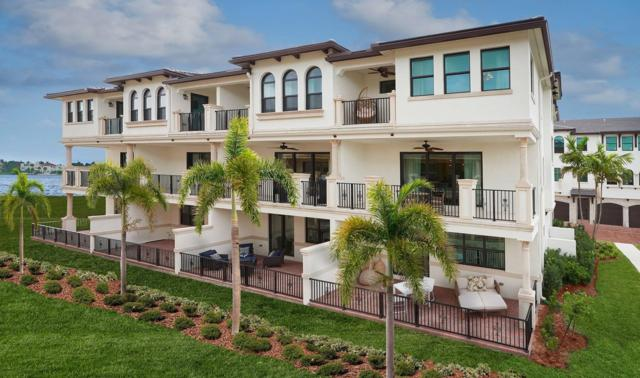626 Windward Circle N #65, Boynton Beach, FL 33435 (MLS #RX-10481600) :: EWM Realty International