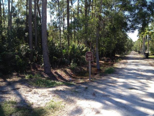 0 E Road, Loxahatchee Groves, FL 33470 (#RX-10481665) :: The Reynolds Team/Treasure Coast Sotheby's International Realty