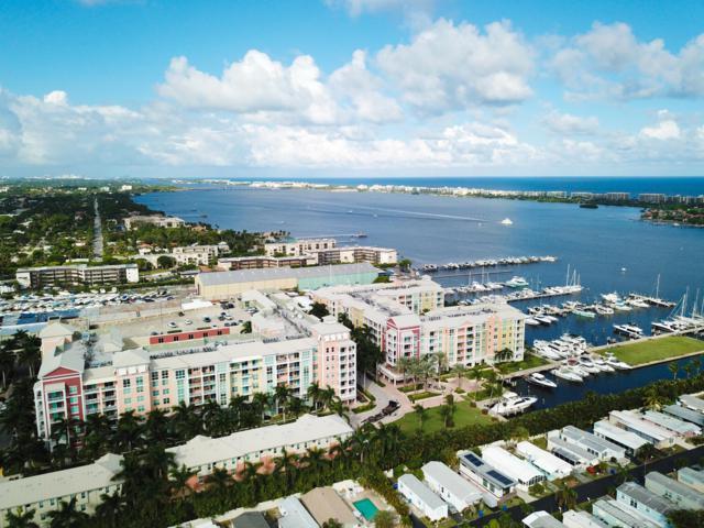 804 E Windward Way Ph 7, Lantana, FL 33462 (#RX-10481678) :: The Reynolds Team/Treasure Coast Sotheby's International Realty