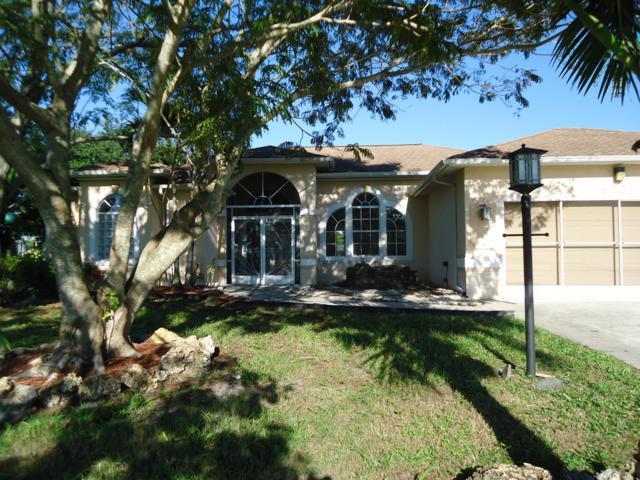 3702 SW Lachine Street, Port Saint Lucie, FL 34953 (#RX-10481682) :: The Reynolds Team/Treasure Coast Sotheby's International Realty