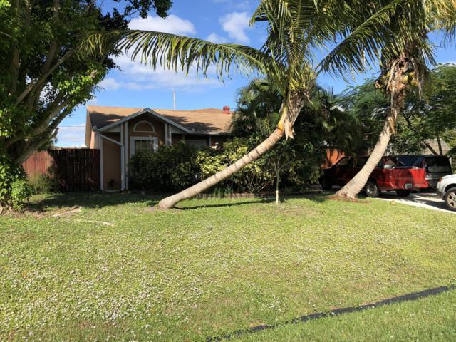 609 SW Jacoby Avenue, Port Saint Lucie, FL 34953 (MLS #RX-10481825) :: Castelli Real Estate Services