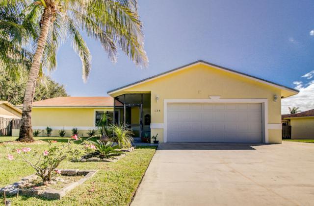 134 Santa Monica Avenue, Royal Palm Beach, FL 33411 (MLS #RX-10482190) :: The Edge Group at Keller Williams