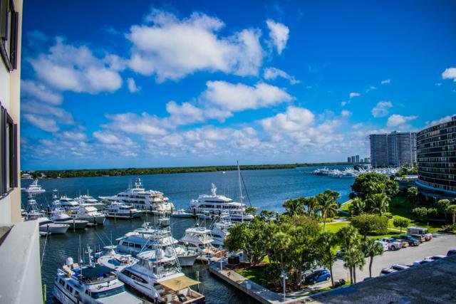 1208 Marine Way #504, North Palm Beach, FL 33408 (#RX-10482296) :: Ryan Jennings Group