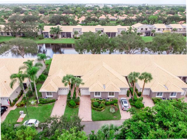 5435 Monterey Circle B, Delray Beach, FL 33484 (MLS #RX-10482343) :: Castelli Real Estate Services